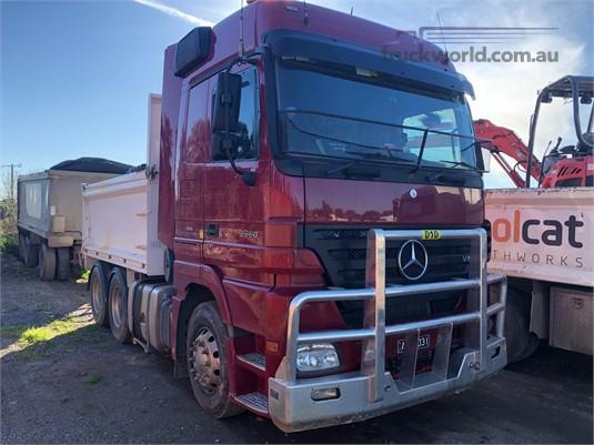 2009 Mercedes Benz Actros 2660 - Trucks for Sale