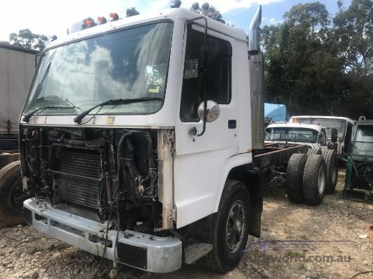 1989 Volvo FL7 - Wrecking for Sale