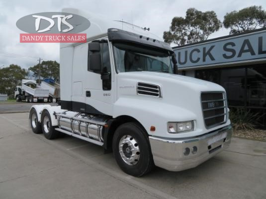 2012 Iveco Powerstar ATN560 Dandy Truck Sales - Trucks for Sale