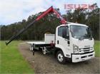 2018 Isuzu FRR 107 210 Crane Truck
