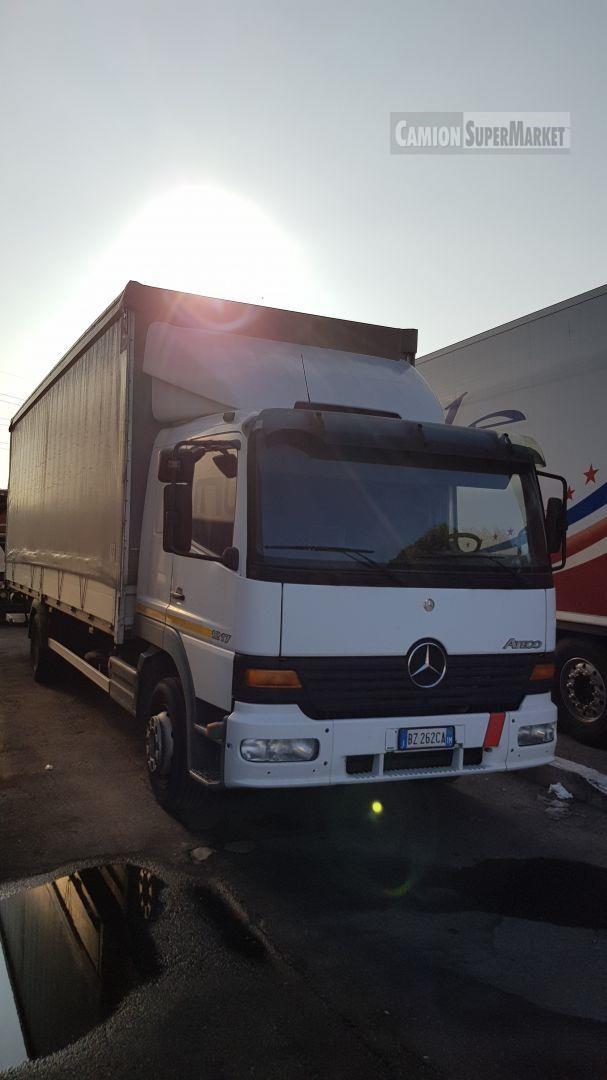 Mercedes-Benz ATEGO 1223 used