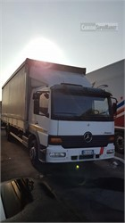 MERCEDES-BENZ ATEGO 1217  used