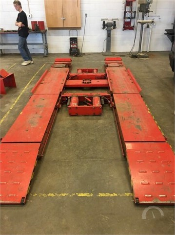 Hunter Alignment Rack >> Auctiontime Com Hunter Alignment Lift Online Auctions