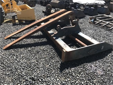 JRB CARRIAGE WITH 8' FORKS Other Auction Results - 2 Listings