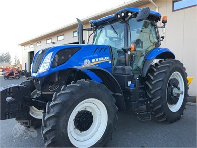 NEW HOLLAND T7.245 For Sale - 24 Listings | TractorHouse.com - Page on