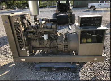 CUMMINS Generators Power Systems Auction Results - 31