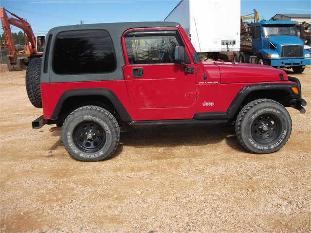 1999 Jeep Wrangler For Sale >> 1999 Jeep Wrangler For Sale In Finger Tennessee