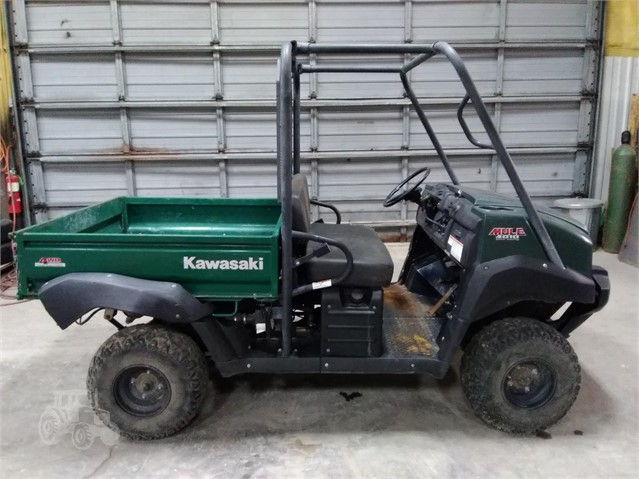 Kawasaki Mule 4010 4x4 For Sale In Watseka Illinois Www