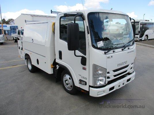 2018 Isuzu NLR 45 150 AMT SWB Poyser Trucks - Trucks for Sale