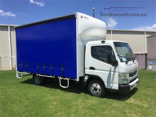 2018 Fuso Canter 515 AMT Trucks for Sale