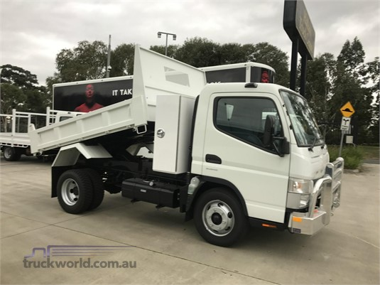 2018 Fuso Canter 715 Trucks for Sale