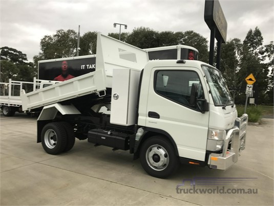 2017 Fuso Canter 715 AMT - Trucks for Sale