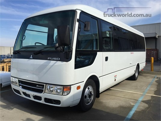 2018 Fuso Rosa Deluxe Auto 25 Seats - Buses for Sale