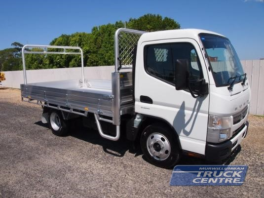 2018 Fuso Canter 515 City Cab Murwillumbah Truck Centre - Trucks for Sale