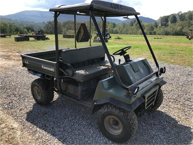 Utility Vehicles Online Auction Results - 1462 Listings