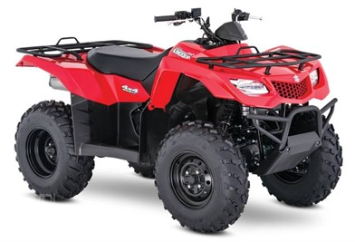 SUZUKI KINGQUAD 400 For Sale - 3 Listings | TractorHouse com
