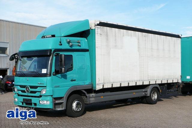 Ganz und zu Extrem Mercedes Benz ATEGO 1529 Special Vehicles & Other Equipment #NR_37