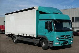 Ganz und zu Extrem Mercedes Benz ATEGO 1529 Special Vehicles & Other Equipment #IL_19