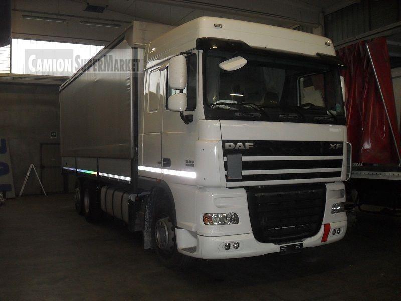 Daf XF105.460 Uzywany 2007