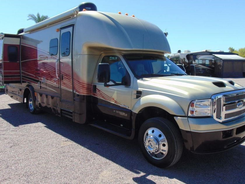 2008 DYNAMAX ISATA TOURING IF310 For Sale in Mesa, Arizona