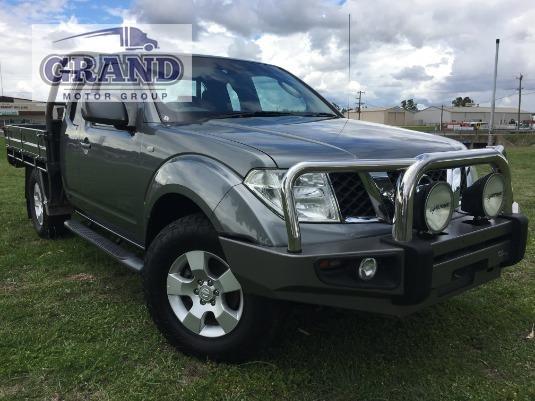 2010 Nissan Navara D40 ST-X King Cab Grand Motor Group - Light Commercial for Sale