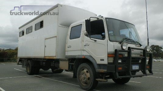 1998 Mitsubishi Fighter FK618 Truck Traders WA - Trucks for Sale