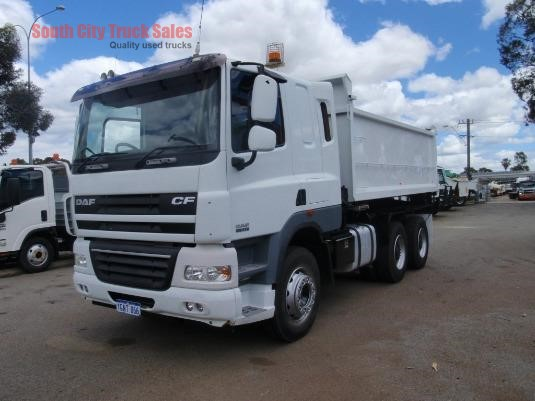 2008 DAF CF85.410 South City Truck Sales - Trucks for Sale