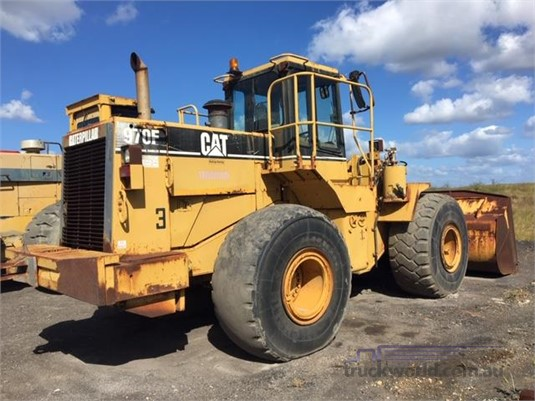 0 Caterpillar 970F Heavy Machinery for Sale