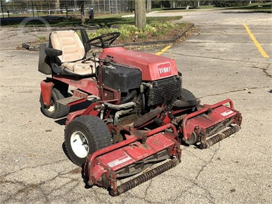 TORO Fairway Mowers Auction Results - 24 Listings | AuctionTime com