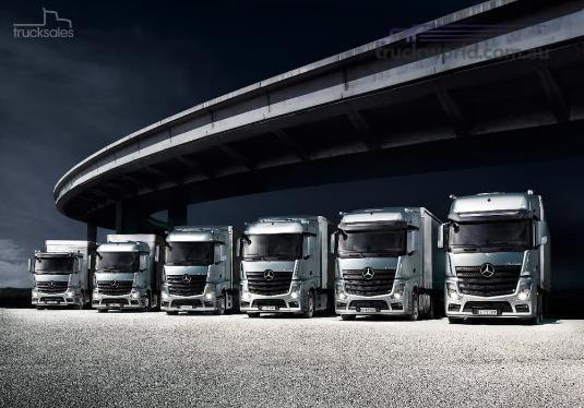 2018 Mercedes Benz Actros Trucks for Sale