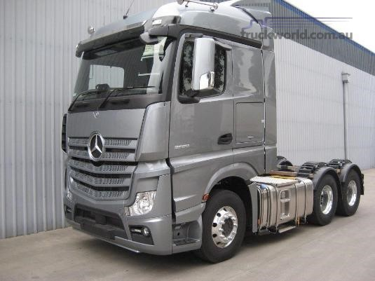 2018 Mercedes Benz Actros 2658 - Trucks for Sale