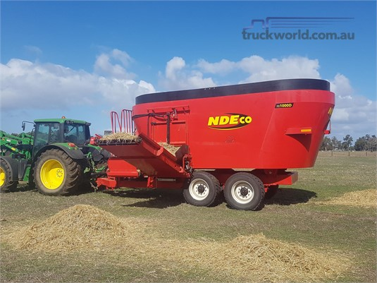 0 Nde FS1000D Farm Machinery for Sale