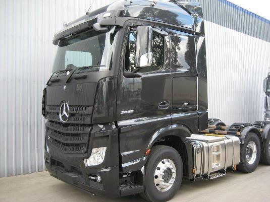 2018 Mercedes Benz Actros 2658 - Trucks for Sale