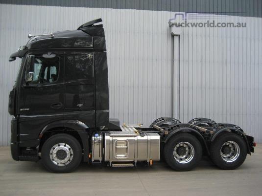 2018 Mercedes Benz Actros 2658 - Truckworld.com.au - Trucks for Sale