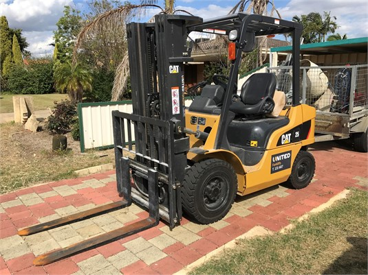 2015 Caterpillar GP25NT - Forklifts for Sale