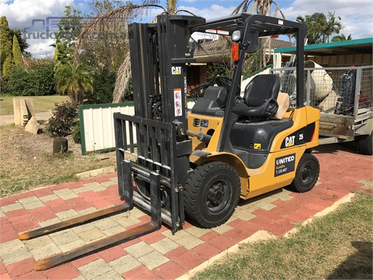 2015 Caterpillar GP25NT Forklifts for Sale