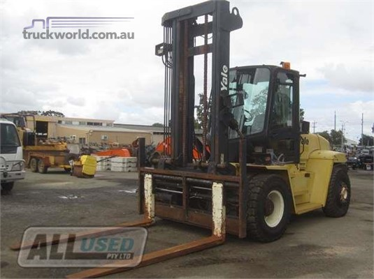 2006 Yale GDP190DB Forklifts for Sale