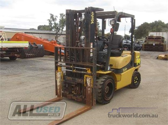 2007 Yale GDP30TK Forklifts for Sale