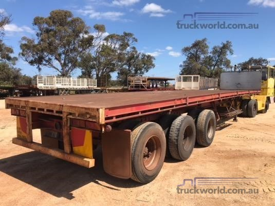 1984 Fruehauf other - Trailers for Sale