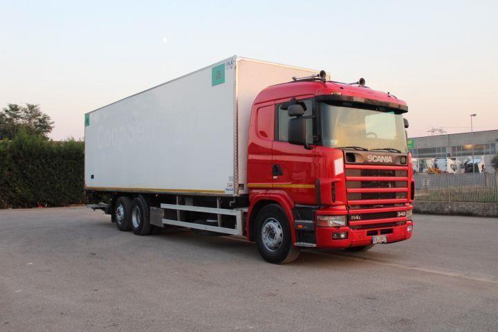 Scania R114L340