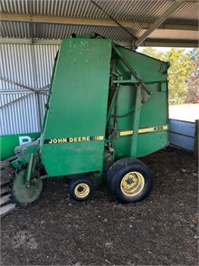 JOHN DEERE Round Balers For Sale - 1459 Listings | TractorHouse com