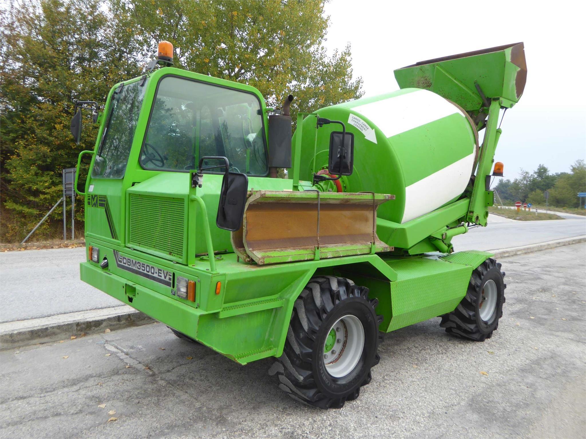 Merlo DBM3500EV Usato 2006