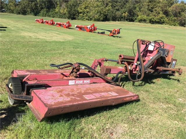 BUSH HOG SM160R For Sale In Houston, Mississippi | www