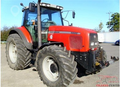 Used MASSEY-FERGUSON 8220 for sale in the United Kingdom - 1