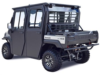 Kawasaki Becomes Exclusive Dealer Of Curtis Steel Cabs For