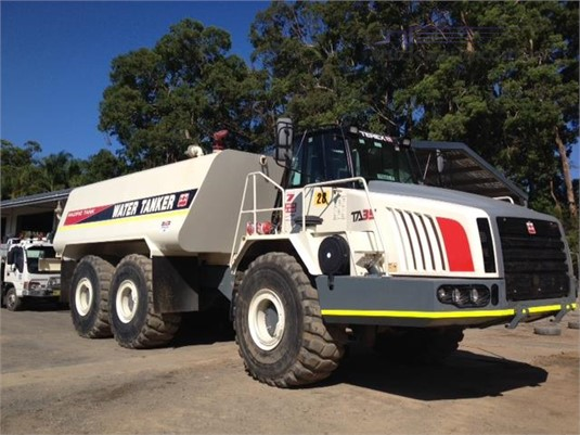 2007 Terex TA35 - Heavy Machinery for Sale