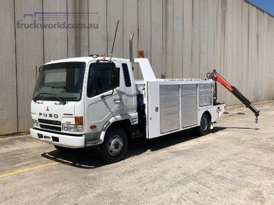 2006 Mitsubishi Fighter FK6.0 - Truckworld.com.au - Trucks for Sale