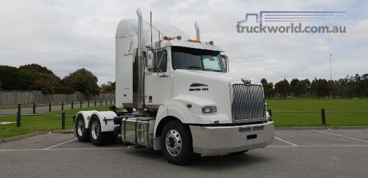 2013 Western Star 5800SS Trucks for Sale