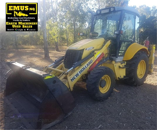 2010 New Holland LB110 - Heavy Machinery for Sale