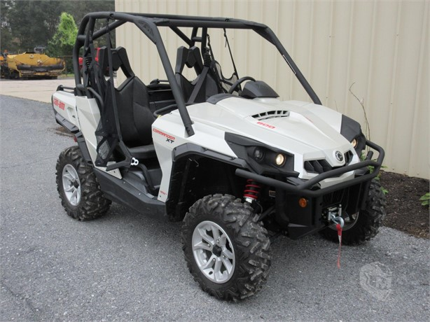 Top Five 2013 Can Am Commander 1000 Xt Lift Kit - Circus